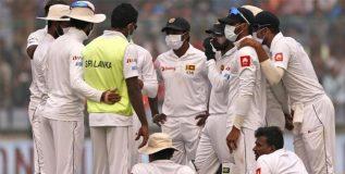 भारत-श्रीलंका कसोटीदरम्यानची प्रदुषण घटना भारतासाठी लाजिरवाणी