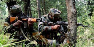 सीमा सुरक्षा दलाच्या जवानांनी केला १० पाकिस्तानी सैनिकांचा खात्मा