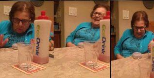गुगलने आजीबाईंना असे काही सांगितले आणि आजीबाईंनी मारली टेबलवरून उडी