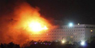 काबूलमध्ये पुन्हा दहशतवादी हल्ला, १५ ठार