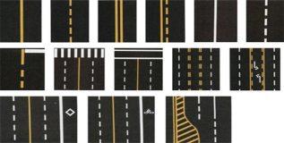 रस्त्यांवरच्या या रेषांचे अर्थ नेमके काय?