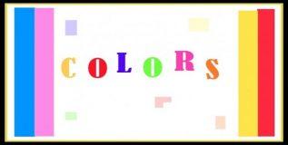 तुम्ही वापरत असलेल्या रंगांवर अवलंबून असते तुमची मनस्थिती