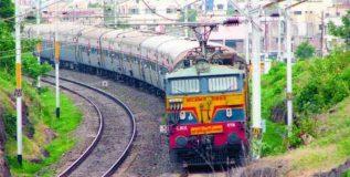 भारतीय रेल्वेत मेगा कर्मचारी भरती