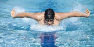 पोहण्याने वजनात घट