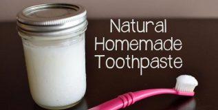 घरच्या घरी तयार करा टूथपेस्ट…