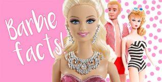 'बार्बी' या बाहुली बद्दलची ही तथ्ये तुम्हाला माहित आहेत काय?