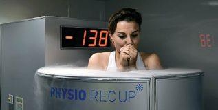 वजन घटविण्यासाठी आईस थेरपी