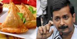 केजरीवाल सरकारने तीन वर्षांत चहा-समोश्यांवर उडवले एक कोटी रुपये