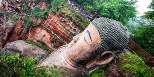 १२०० वर्षांपूर्वीचे बुद्ध भित्तीचित्र तिबेटमध्ये सापडली