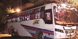 सीबीआय अधिकारी असल्याचे सांगून बसचे अपहरण -कर्नाटकातील थरार