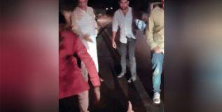 अपघातात बेशुद्ध झालेल्या तरुणाच्या मदतीला धावले अजित पवार
