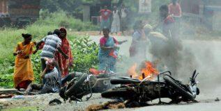 बंगालमधील हिंसाचार