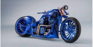 हर्ले डेव्हिडसनची रेकॉर्डब्रेक महागडी बाईक