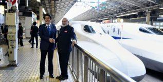 महाराष्ट्रात बुलेट ट्रेन नको; थेट राष्ट्रपतींनाच मनसेचे साकडे
