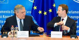 झुकेरबर्गने युरोपीयन संसद सदस्यांची मागितली माफी