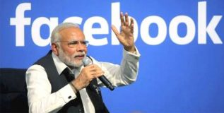 फेसबुकवर नरेंद्र मोदींचाच बोलबाला