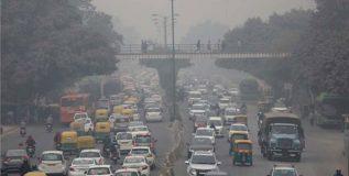 एकट्या भारतातच जगातील सर्वाधिक २० प्रदूषित शहरांपैकी १४ शहरे