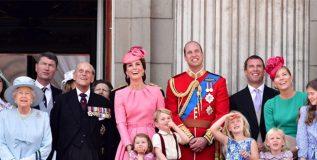 ब्रिटीश शाही परिवारजनांच्या नावांचे हे आहेत इतिहास