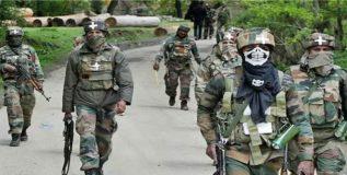 ऑपरेशन ऑलआऊटअंतर्गत चार दहशतवाद्यांना लष्कराने घातले कंठस्नान