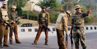 दहशतवाद्यांची मोठ्या प्रमाणात काश्मीर खोऱ्यात घुसखोरी