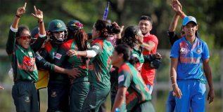 भारताला नमवून बांगलादेशाने पटकवला टी- २० महिला आशिया चषक