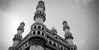 चार शतकांपासून उभ्या 'चार-मिनार'चे बांधकाम आजही भक्कम