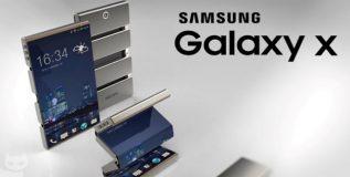 सॅमसंग सर्वप्रथम आणणार फोल्डेबल स्मार्टफोन