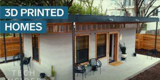व्हिडीओ; अवघ्या काही रुपयात आणि २४ तासात बनवू शकता थ्री डी प्रिंटेड घर