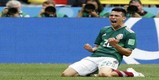 मेक्सिकोने जर्मनीला हरवून धक्कादायक निकालाची केली नोंद