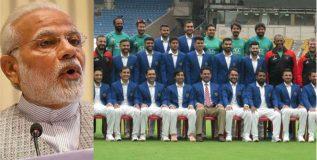 पंतप्रधान मोदींच्या अफगाणिस्तान संघाला पहिल्यावहिल्या कसोटीसाठी शुभेच्छा