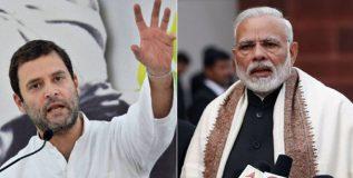 राहुल गांधी यांचा नरेंद्र मोदींना मुतालिकच्या वक्तव्यावरून सवाल!