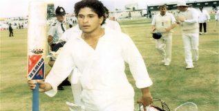 सचिनने पाकिस्तानकडून खेळला होता पहिला सामना