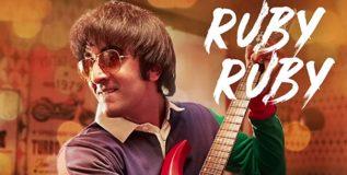 ए. आर. रहमानने संगीतबद्ध केलेले 'संजू'मधील 'रूबी रूबी' गाणे रिलीज