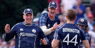 एकदिवसीय क्रिकेटमधील अव्वल टीमचा स्कॉटलंडने केला पराभव