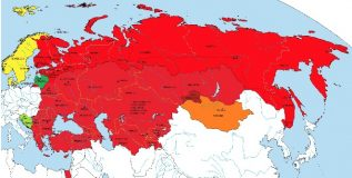 जाणून घ्या सोव्हियेत संघाबद्दलची काही अविश्वसनीय तथ्ये.