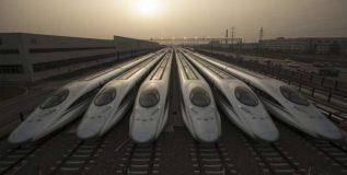 चीनमध्ये २०२१ ला धावणार सुपरसॉनिक ट्रेन