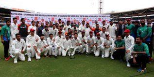 टीम इंडियाने जगासमोर ठेवला आदर्श