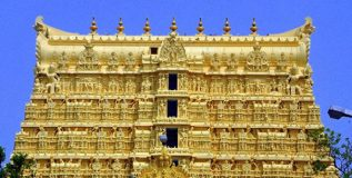 ह्या मंदिराच्या तळघरात आहे हजारो किलो सोने !