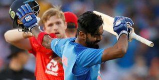 लोकेश राहुलची आयसीसीच्या टी-२० जागतिक क्रमवारीत 'भरारी'