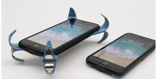 स्मार्टफोन साठी एअरबॅग तयार