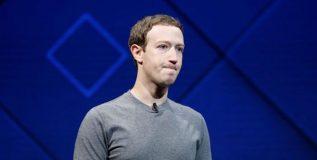केंब्रिज अॅनालिटिका प्रकरणी फेसबुकला ४.५६ कोटींचा दंड