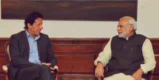 इम्रान खानचे पंतप्रधान मोदींकडून अभिनंदन