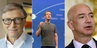 सर्वात धनाढ्य उद्योजकांच्या यादीत वॉरन बफेंना झुकेरबर्गने पछाडले