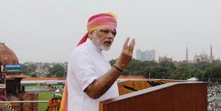 पंतप्रधानांना स्वातंत्र्यदिनाच्या भाषणासाठी सुचवा मुद्दे