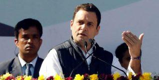 संघाचे भारतीय स्वांतत्र्यलढ्यात कोणतेही योगदान नाही – राहुल गांधी