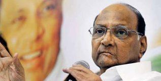 आता विराट कोहलीचाही पंतप्रधान म्हणून विचार करायला हरकत नाही – शरद पवार