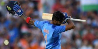 व्हिडीओ; टीम इंडियाची सेलिब्रेशन करण्याची नवीन स्टाइल
