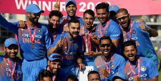 सलग सहा मालिका जिकूंनही टीम इंडियाच्या पदरी निराशाच