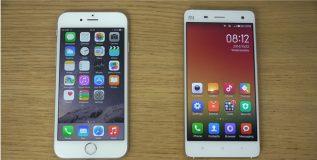 भारतात शाओमीच्या तुलनेत आयफोनचा खप कमी