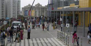 हैदराबाद येथील 'आयकिया' मध्ये पहिल्याच आठवड्यात ग्राहकांची तुफान गर्दी